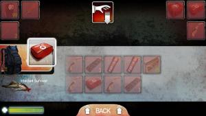 Nintendo Wii U Console Review ZombiU Gamepad Screenshot