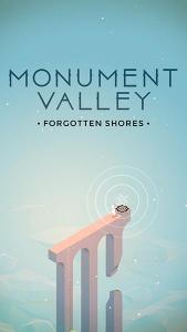 Monument Valley Forgotten Shores Cover Artwork