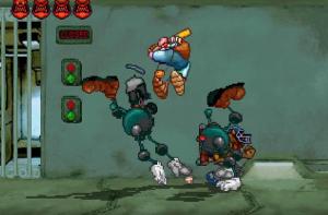 Three Dirty Dwarves Gameplay Screenshot