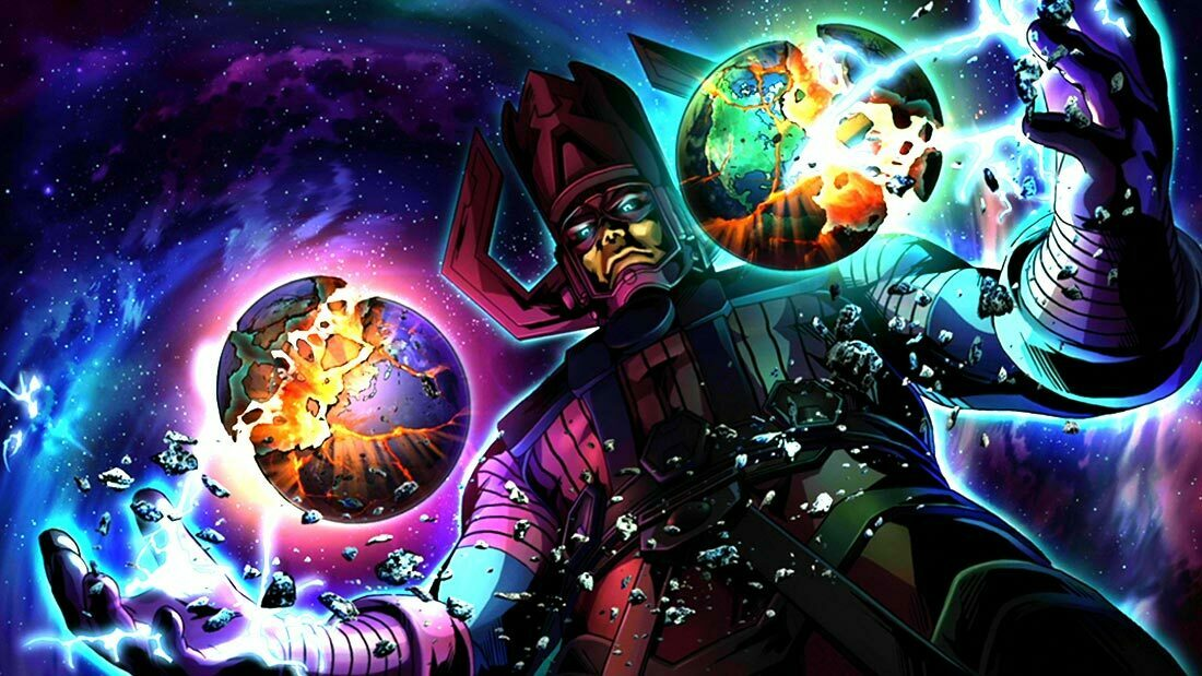 CelJaded Top 100 Best Bosses in Video Games Galactus Artwork Banner