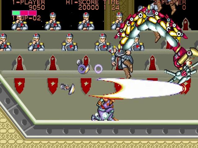 Top 100 Video Game Bosses Strider Ouroboros