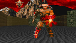 CelJaded Top 100 Video Game Bosses Cyberdemon