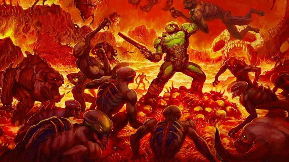 CelJaded-Top-100-Video-Game-Bosses-DOOM-