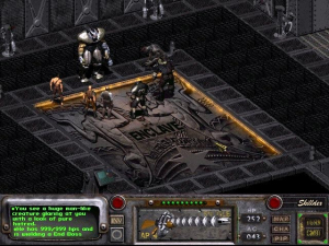 CelJaded Top 100 Video Game Bosses Frank Horrigan Fallout 2