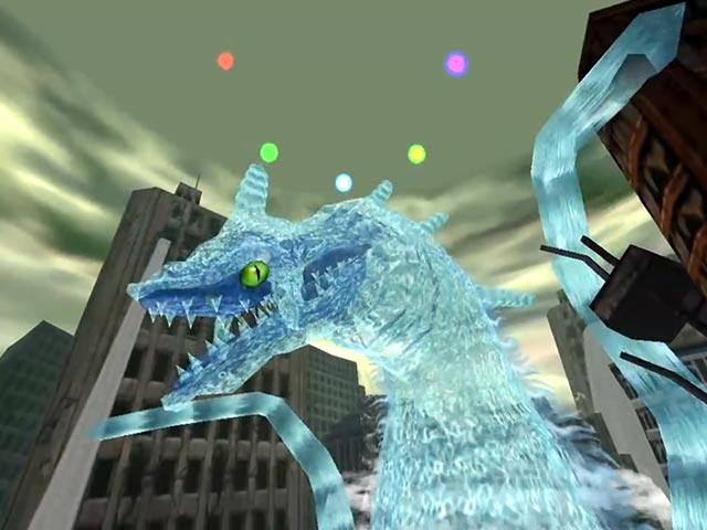 Top 100 Video Game Bosses Perfect Chaos