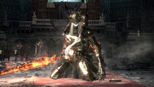 Best Video Game Bosses The Twin Princes Lorian and Lothric