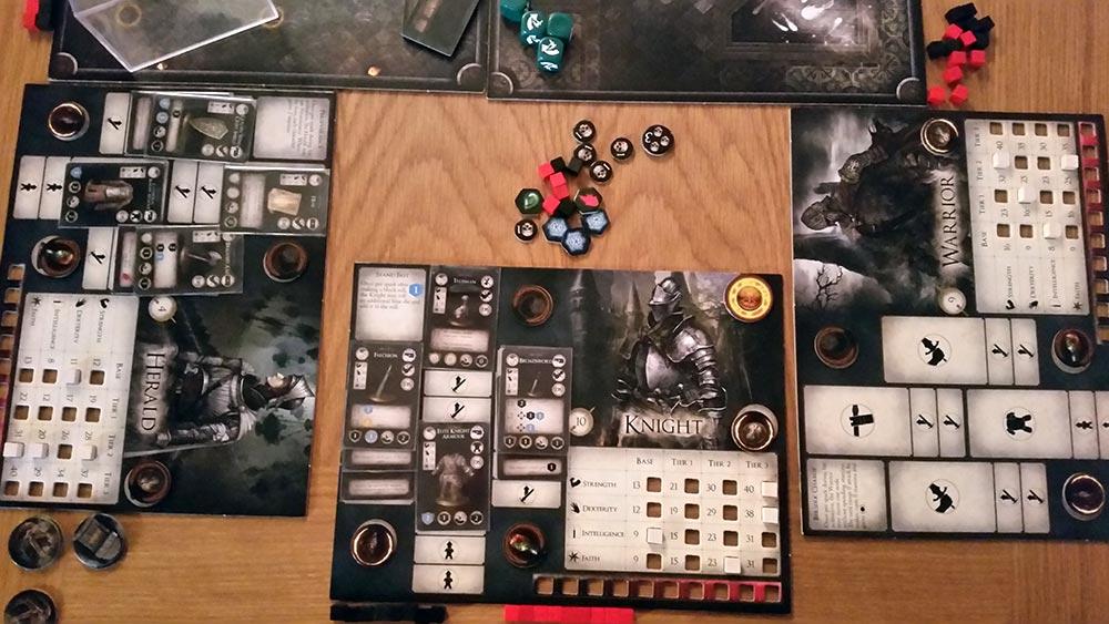Dark Souls: The Board Game Gameplay