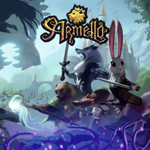 Armello PC Box Art