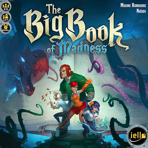 The Big Book of Madness Box Art