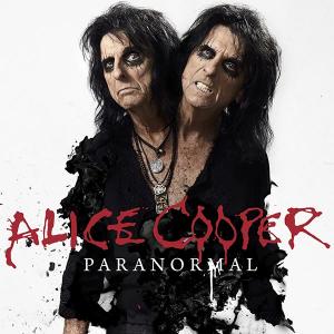 Alice Cooper Paranormal Album Art