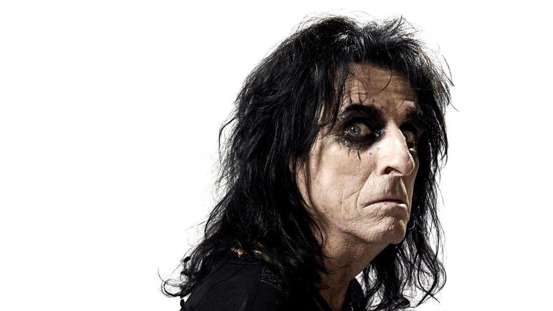Alice Cooper Paranormal Banner Artwork