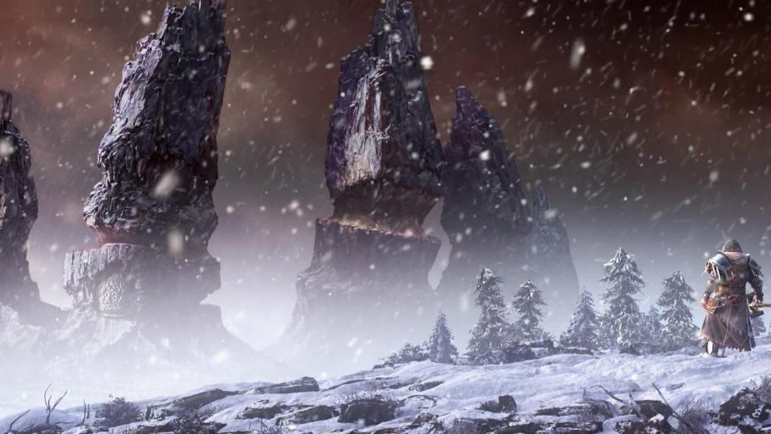 Lords of the Fallen Cinematic Banner