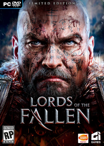 Lords of the Fallen PC Box Art