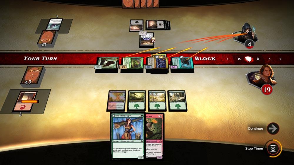 Versus Rank 40 Magic Duels Origins