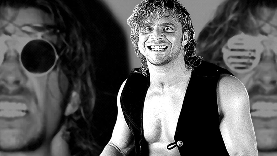Brian Pillman Book Review Crazy Like a Fox Banner