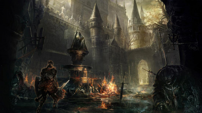 Dark Souls: The Card Game Review Artwork Banner
