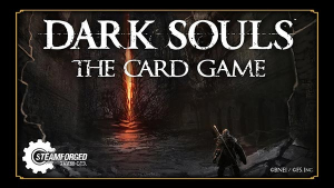 Dark Souls: The Card Game Review Box Art