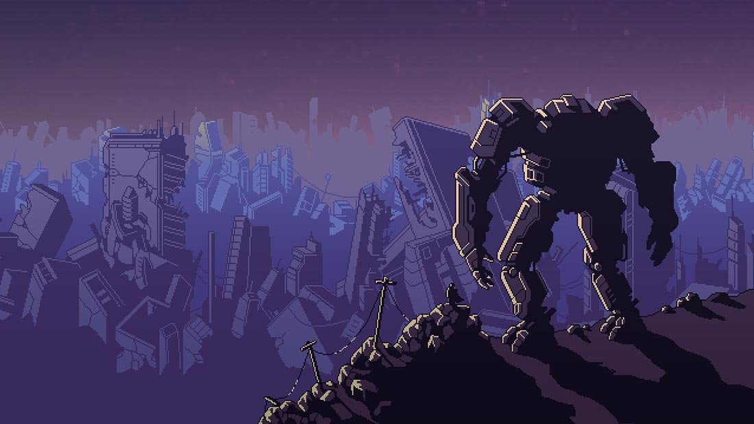 Into the Breach Review Artwork Banner