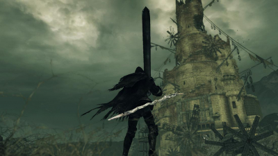 The World of Dark Souls II Harvest Valley
