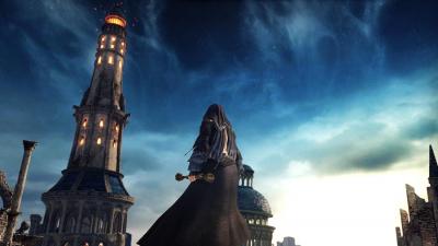 The World of Dark Souls II Heide's Tower of Flame