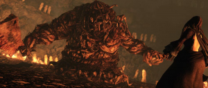 The World of Dark Souls II The Rotten