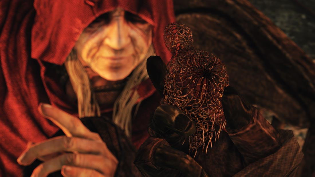 The World of Dark Souls II Things Betwixt Banner