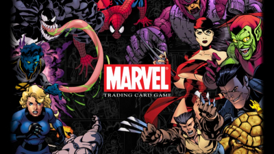 Marvel Trading Card Game Artwork Banner