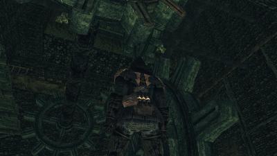 The World of Dark Souls II Earthen Peak