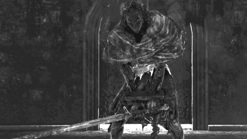 The World of Dark Souls II Lost Sinner