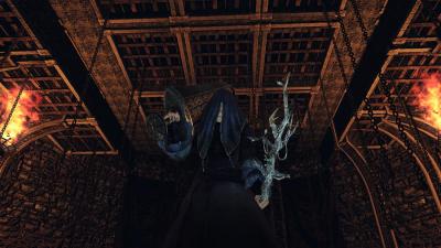 The World of Dark Souls II Sinner's Rise