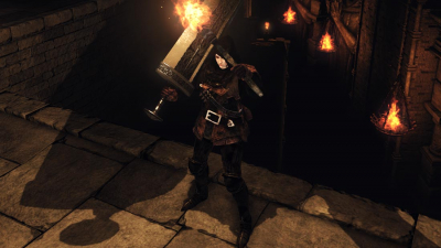 The World of Dark Souls II Undead Crypt