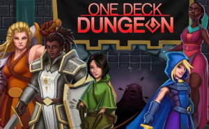 One Deck Dungeon Digital PC Box Art