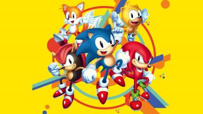 Sonic Mania Plus Artwork Banner