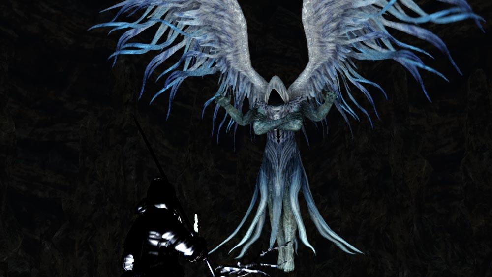 The World of Dark Souls II Darklurker