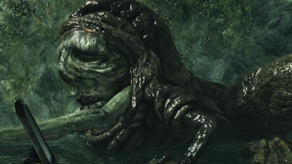 Exploring the World of Dark Souls II Demon of Song
