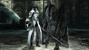 The World of Dark Souls II Throne Watcher and Throne Defender