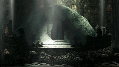 The World of Dark Souls II Throne of Want
