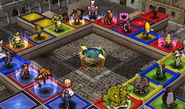 Culdcept Revolt Nintendo 3DS Gameplay Screenshot