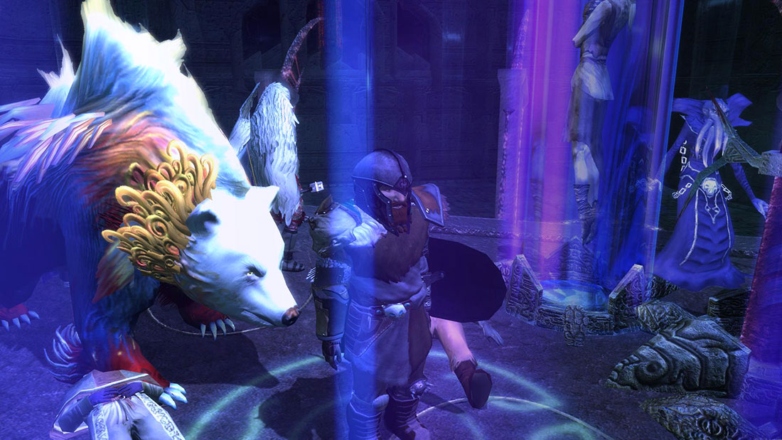 Neverwinter Nights 2: Mask of the Betrayer Gameplay Screenshot