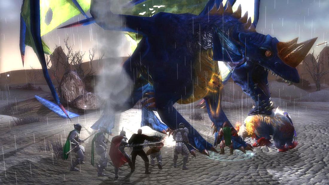 Neverwinter Nights 2: Mask of the Betrayer Gameplay Screenshot