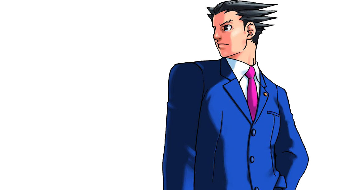Phoenix Wright: Ace Attorney Artwork Banner