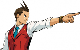 Apollo Justice: Ace Attorney Banner