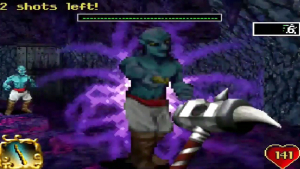 Orcs & Elves Nintendo DS Gameplay Screenshot