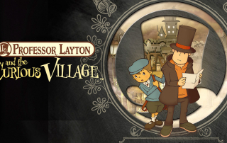 Professor Layton and the Curious Village Banner