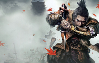 Sekiro: Shadows Die Twice Artwork Banner