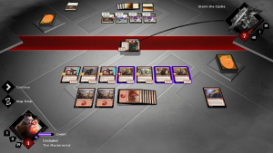 Duels of the Planeswalkers 2015 Gameplay Screenshot