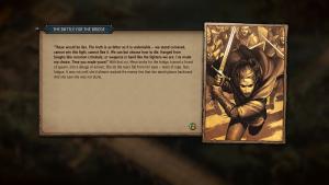 Thronebreaker Gameplay Screenshot