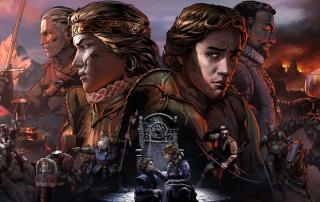 Thronebreaker Artwork Banner
