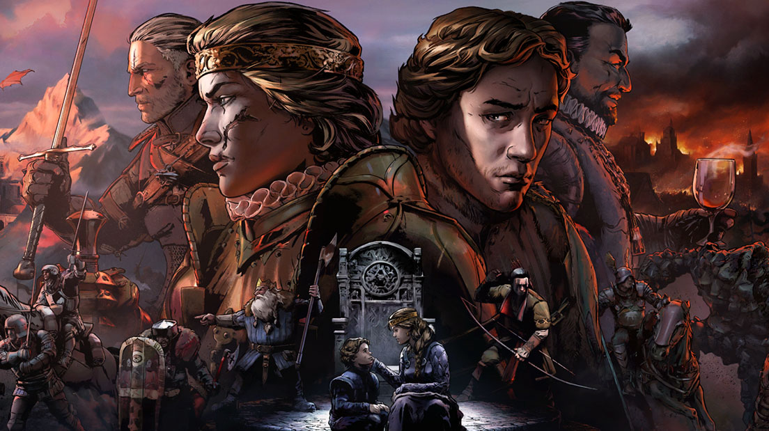 Thronebreaker Artwork Banner