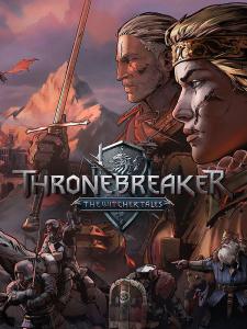 Thronebreaker Box Art